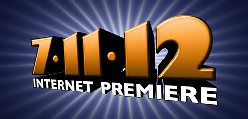 Internet Premiere 11 July 2012